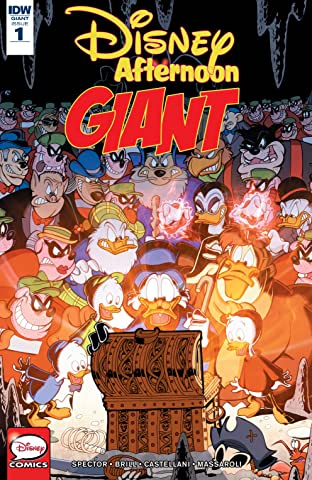Disney Afternoon Giant No.1