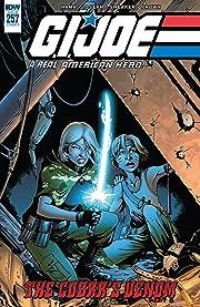 G.I. Joe: A Real American Hero #257