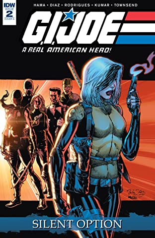 G.I. Joe: A Real American Hero: Silent Option #2 (of 4)