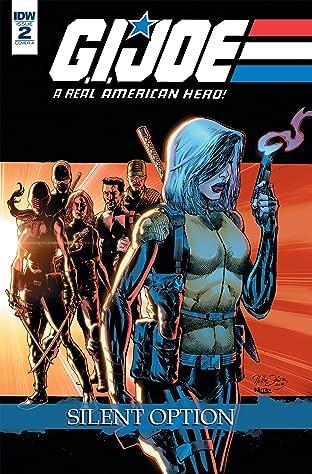 G.I. Joe: A Real American Hero: Silent Option No.2 (sur 4)