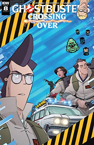 Ghostbusters: Crossing Over No.8