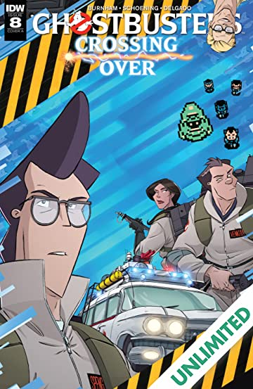 Ghostbusters: Crossing Over #8