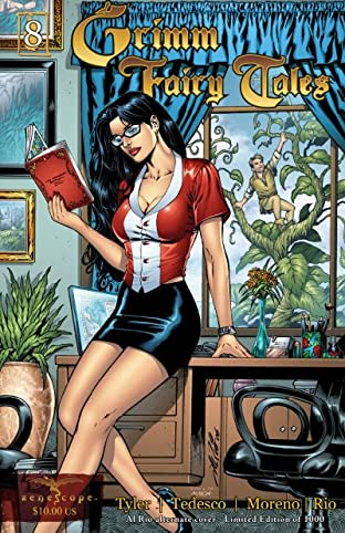 Grimm Fairy Tales #8