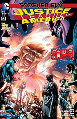 Justice League of America (2013-2015) #12