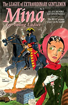 The League of Extraordinary Gentlemen: The Tempest #3 (of 6)
