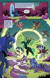 My Little Pony: Nightmare Knights #1