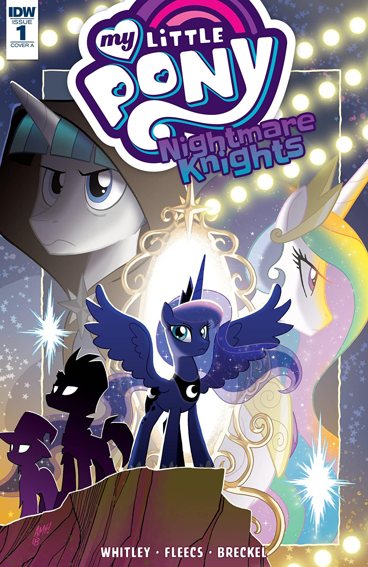 My Little Pony: Nightmare Knights No.1