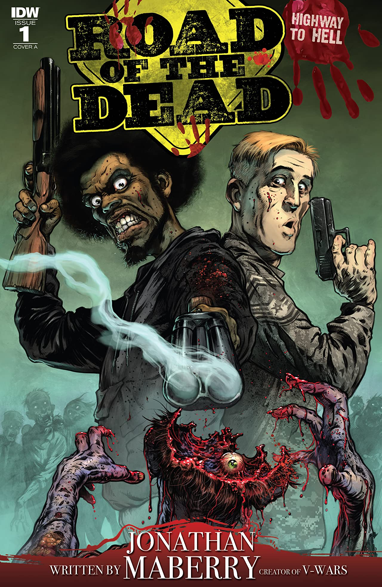 Road of the Dead: Highway to Hell #1