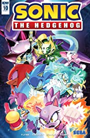 Sonic The Hedgehog (2018-) #10