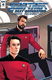 Star Trek: The Next Generation: Terra Incognita #4