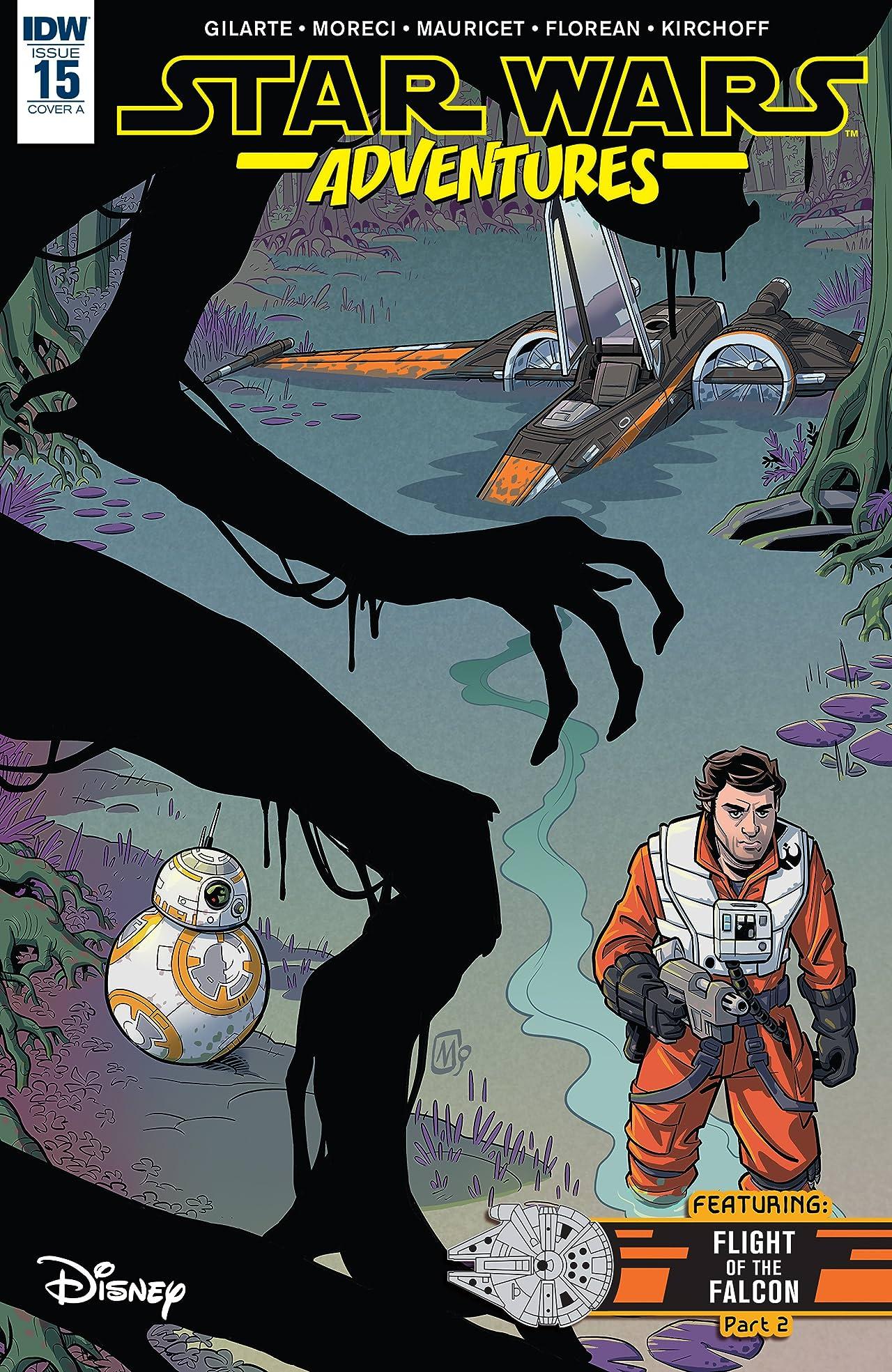 Star Wars Adventures (2017-2020) #15