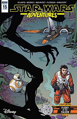 Star Wars Adventures (2017-2020) No.15