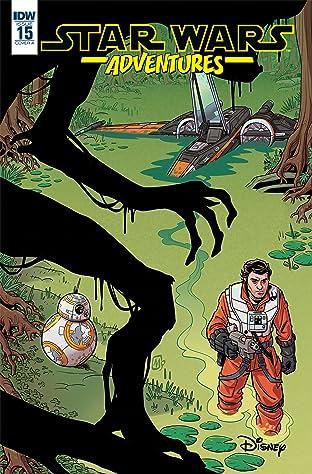 Star Wars Adventures #15