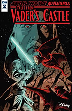 Star Wars Adventures: Tales From Vader's Castle #2 (of 5)