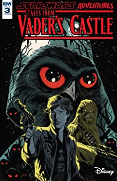 Star Wars Adventures: Tales From Vader's Castle #3 (of 5)
