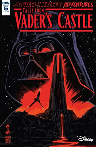Star Wars Adventures: Tales From Vader's Castle #5 (of 5)