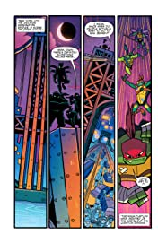 Teenage Mutant Ninja Turtles: Rise of the TMNT #2