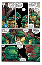 Teenage Mutant Ninja Turtles: Urban Legends #6