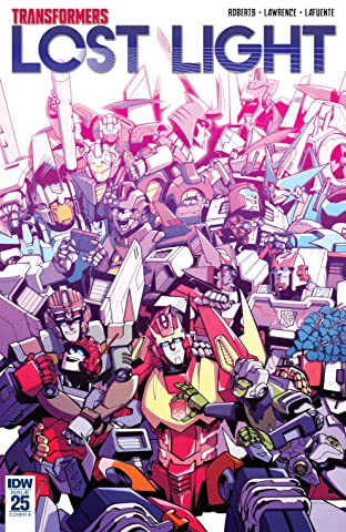Transformers: Lost Light #25