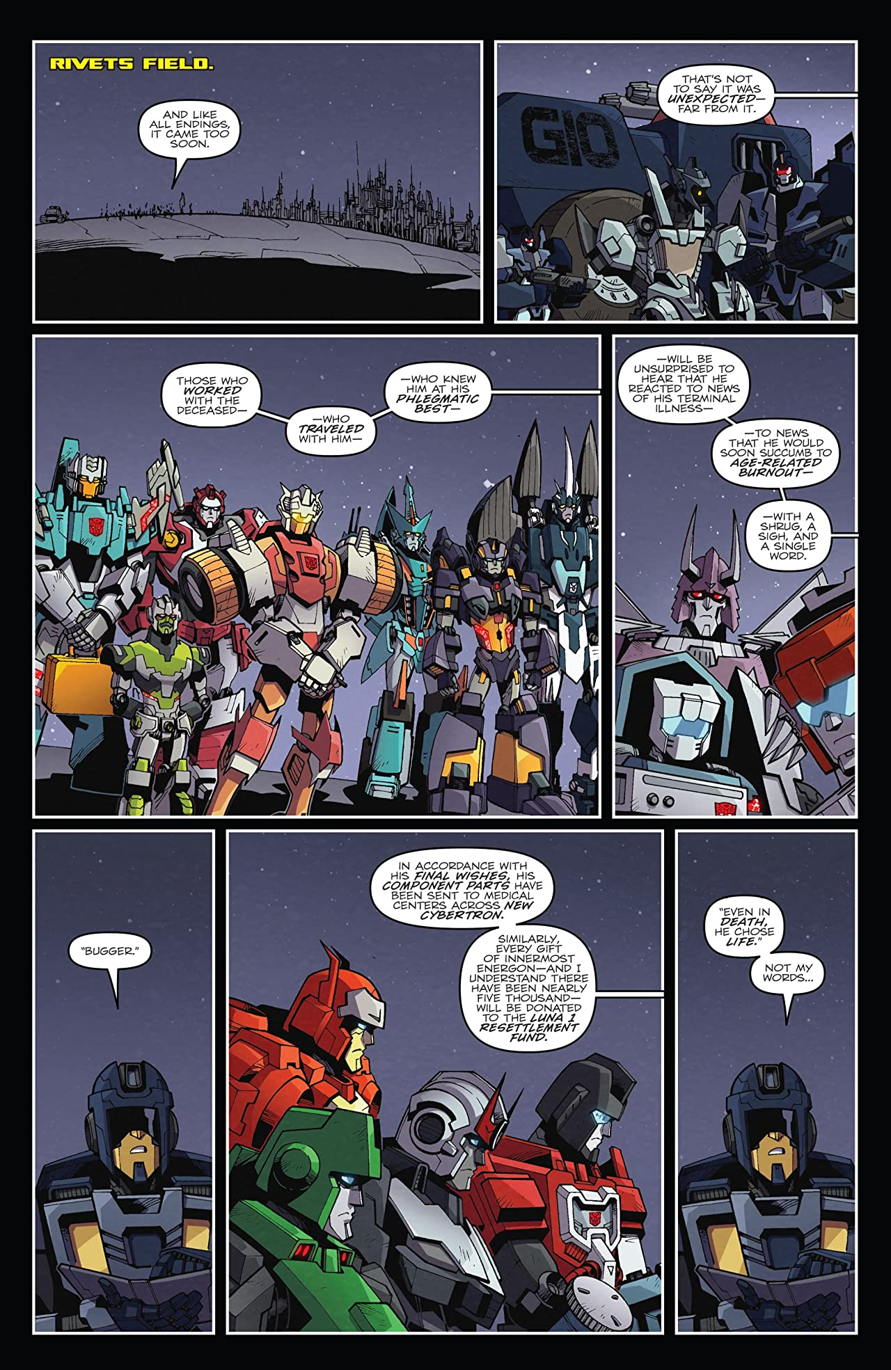 Transformers: Lost Light No.25