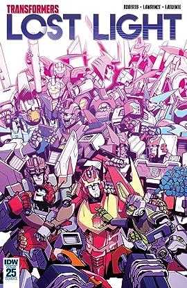 Transformers: Lost Light #25