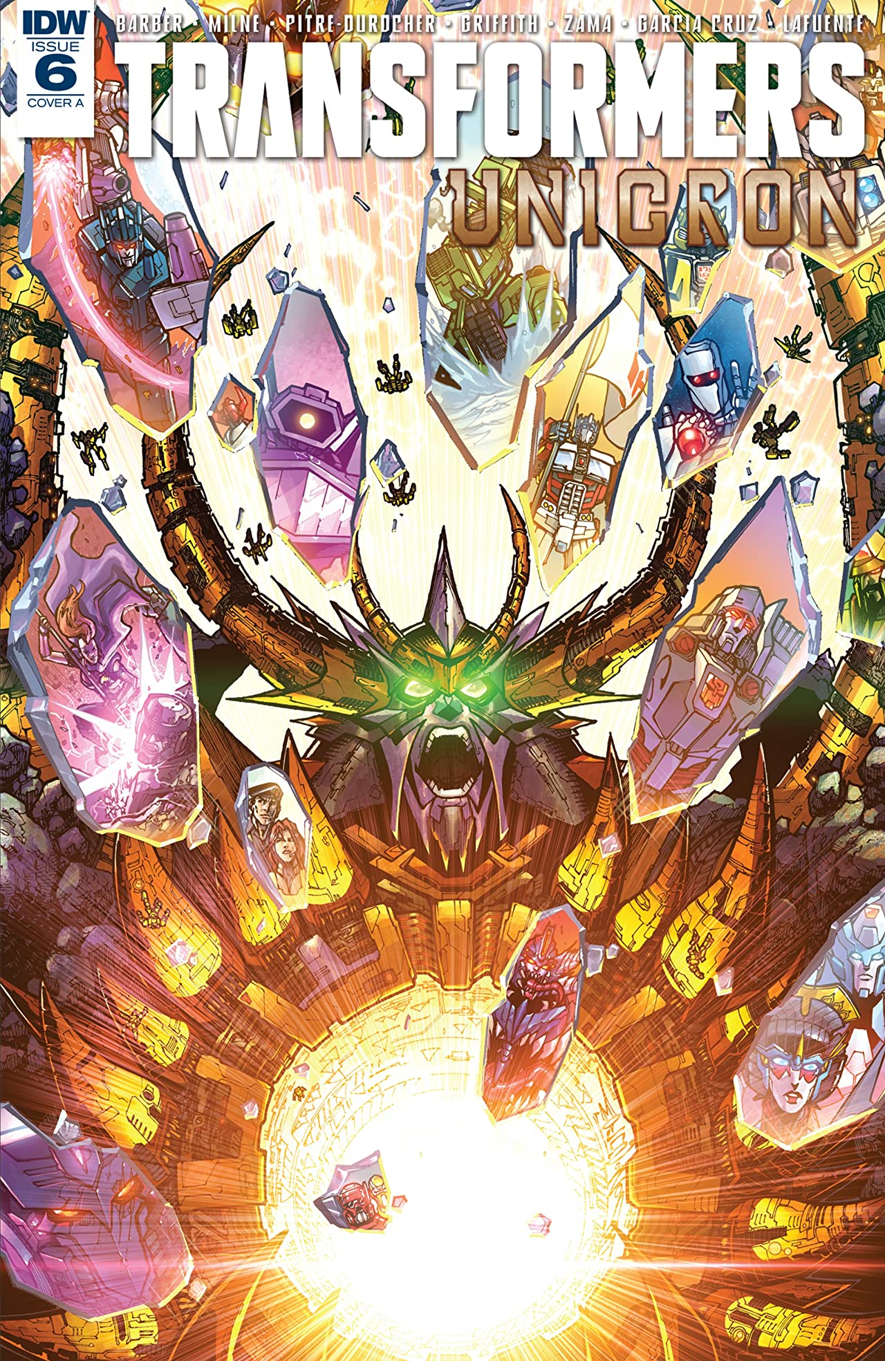 Transformers: Unicron #6 (of 6)