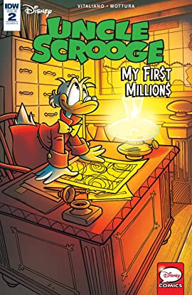 Uncle Scrooge: My First Millions #2 (of 4)