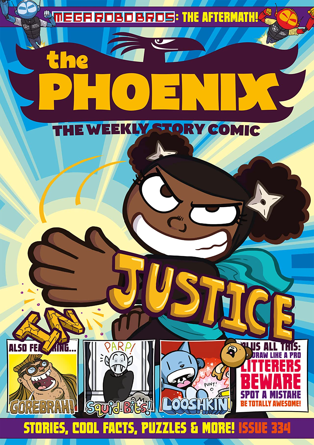 The Phoenix #334: The Weekly Story Comic