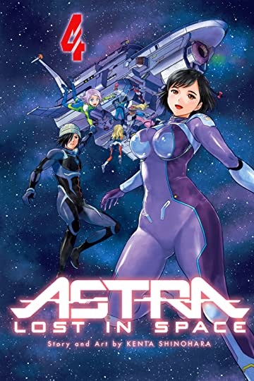 Astra Lost in Space Tome 4
