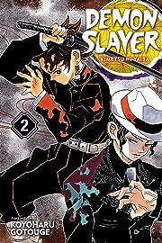 Demon Slayer: Kimetsu no Yaiba Vol. 2