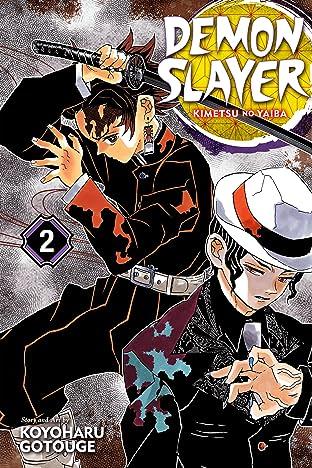 Demon Slayer: Kimetsu no Yaiba Tome 2