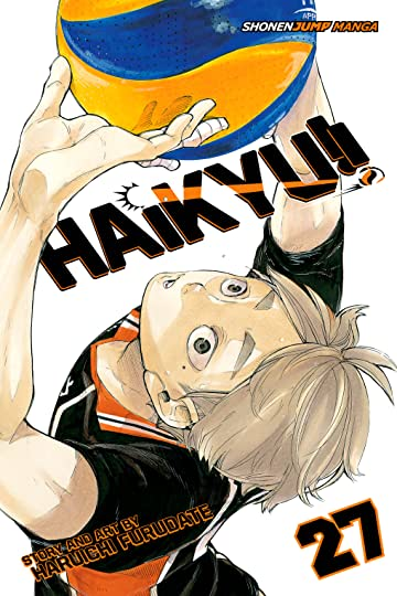 Haikyu!! Vol. 27