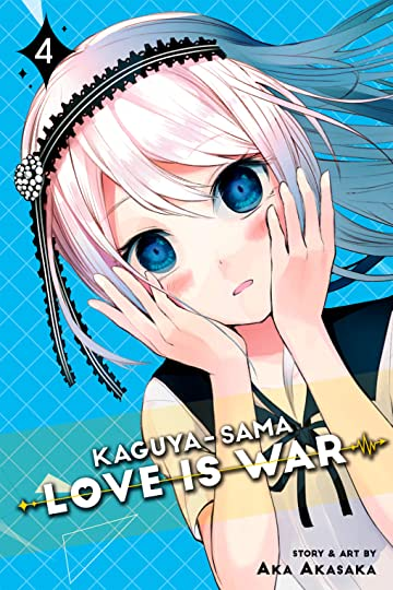Kaguya-sama: Love Is War Vol. 4