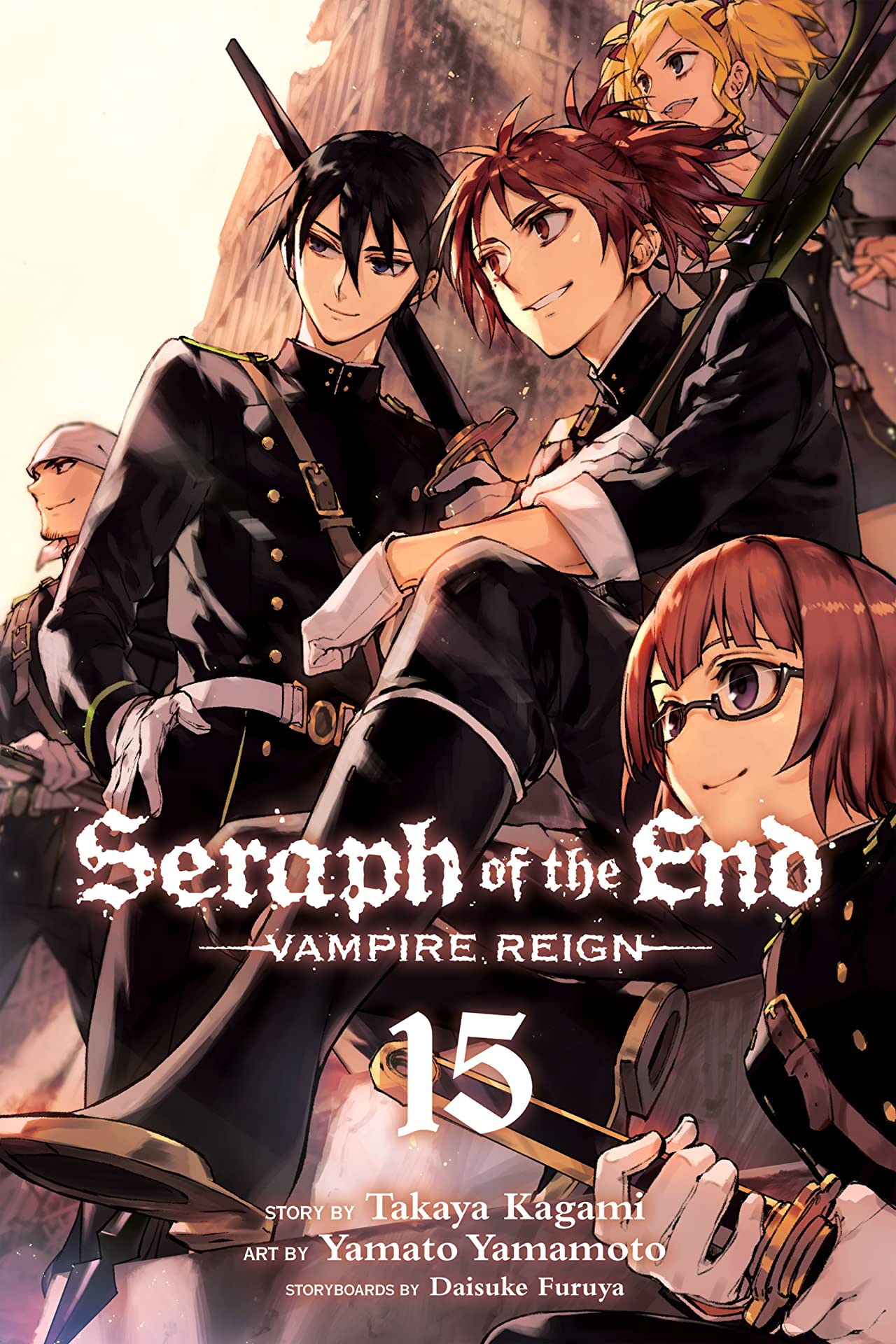 Seraph of the End Vol. 15