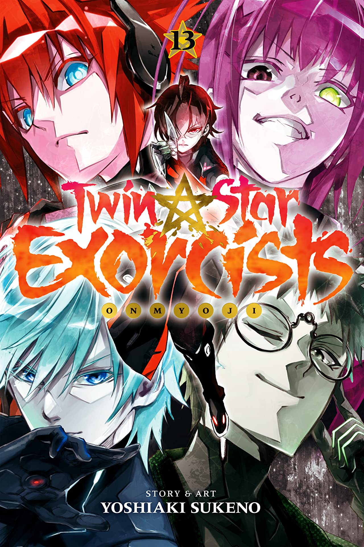 Twin Star Exorcists Vol. 13
