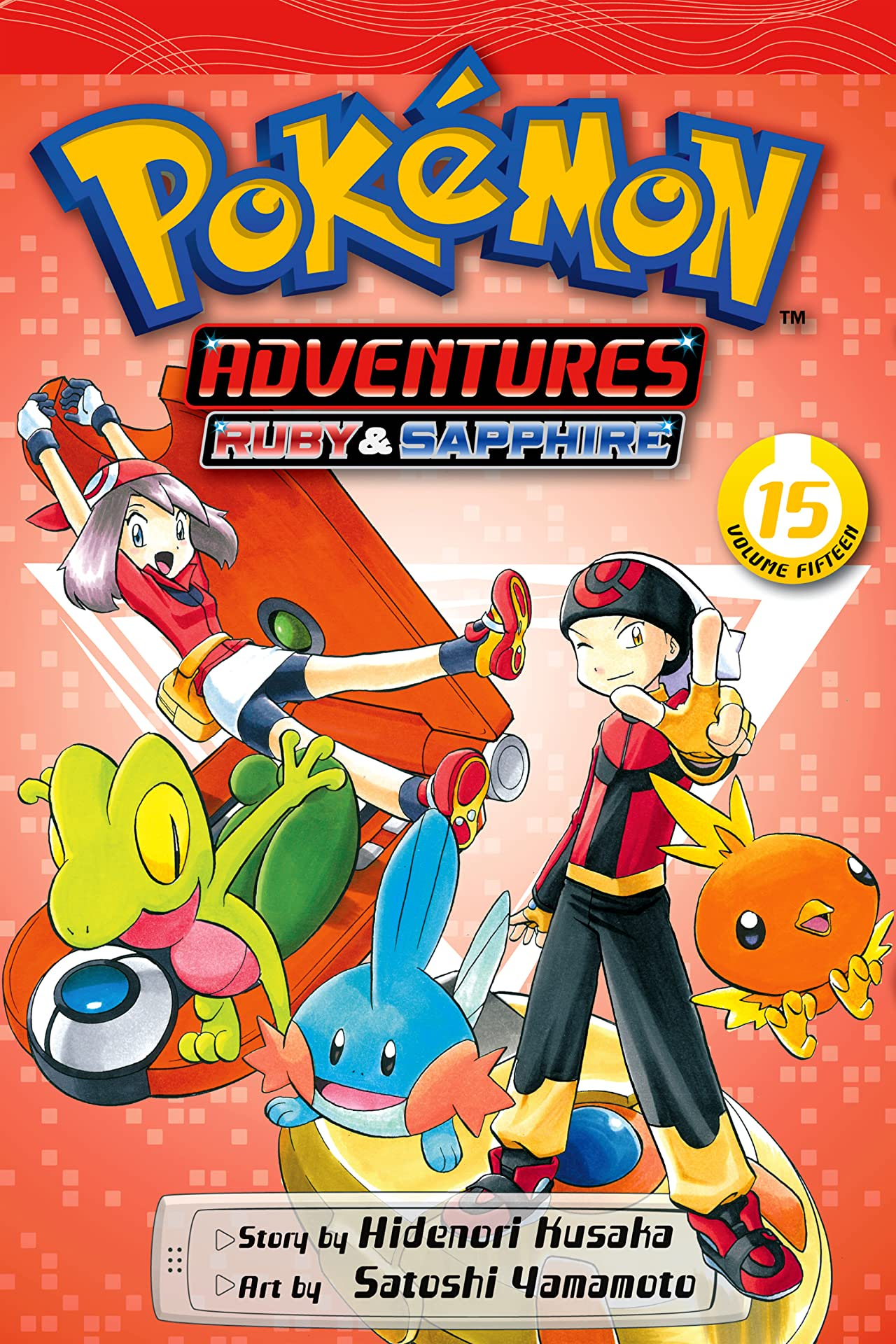 Pokémon Adventures (Ruby and Sapphire) Vol. 15