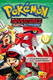 Pokémon Adventures (Ruby and Sapphire) Vol. 17