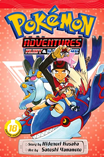 Pokémon Adventures (Ruby and Sapphire) Vol. 18