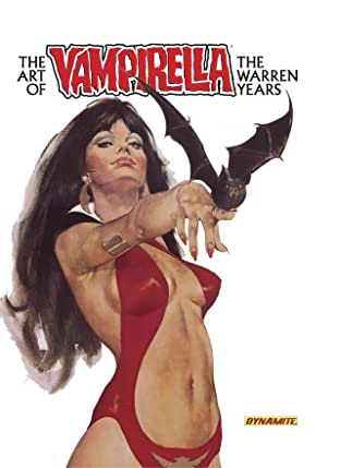 The Art of Vampirella: The Warren Years
