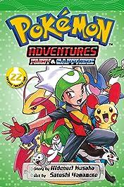 Pokémon Adventures (Ruby and Sapphire) Vol. 22