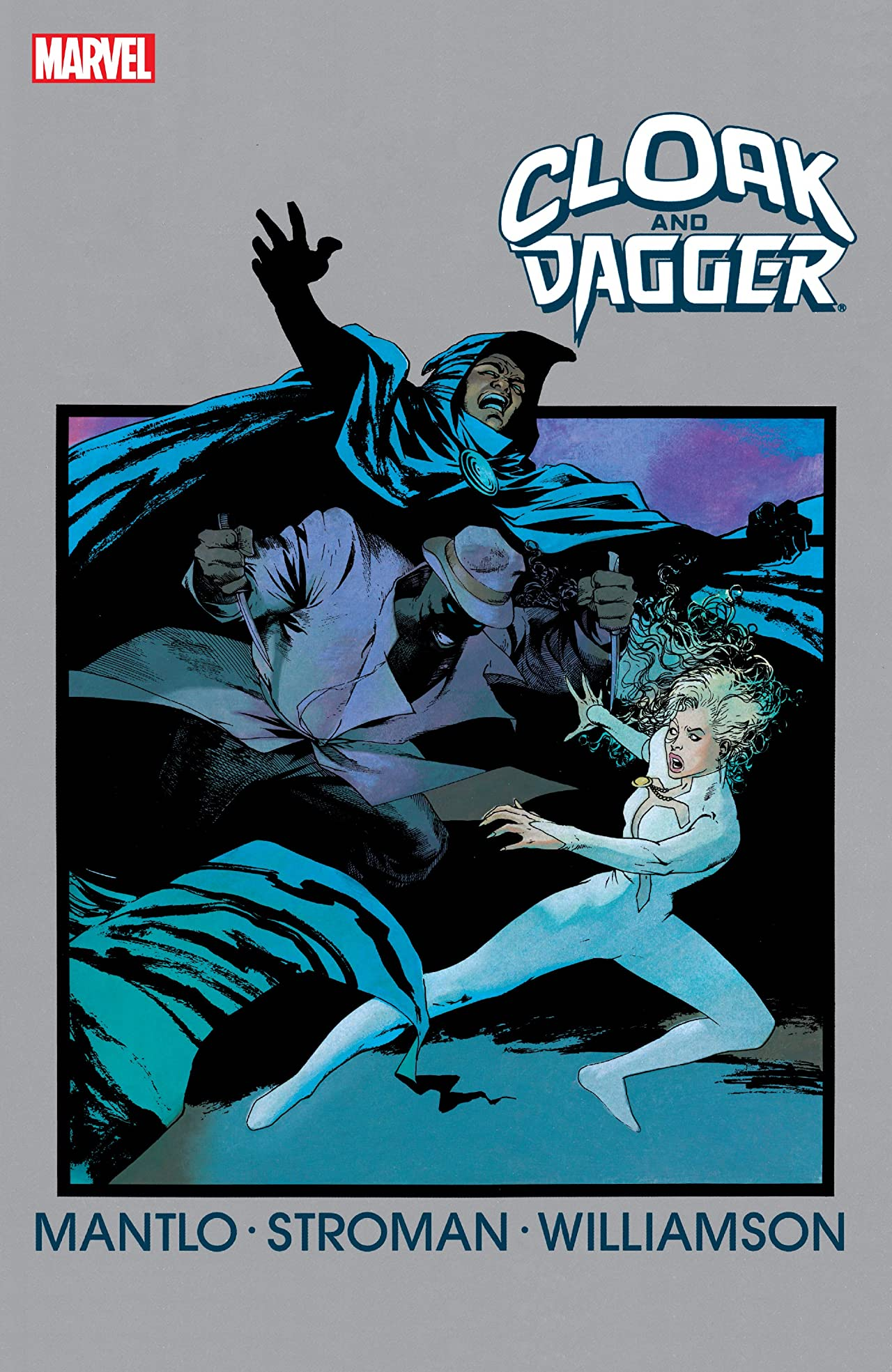 Marvel Graphic Novel #34: Cloak And Dagger - Predator And Prey