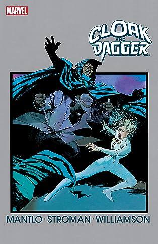 Marvel Graphic Novel #34: Cloak And Dagger - Predator And Prey