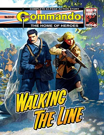 Commando #5147: Walking The Line