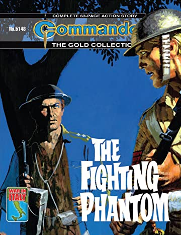 Commando #5148: The Fighting Phantom