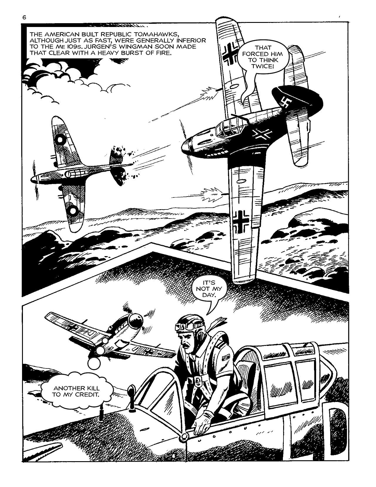 Commando #5149: Course For Freedom