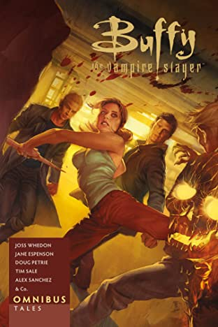 Buffy the Vampire Slayer Omnibus -Tales