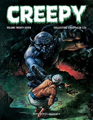 Creepy Archives Tome 27