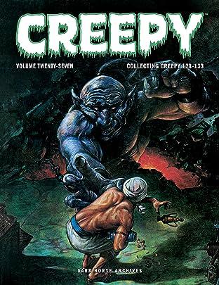 Creepy Archives Vol. 27