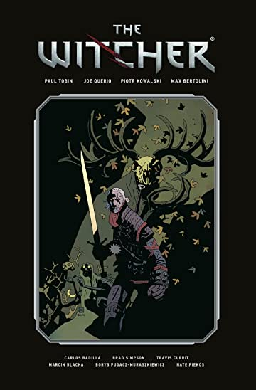 The Witcher Library Edition Tome 1