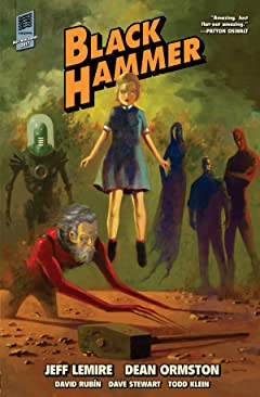 Black Hammer Library Edition Tome 1